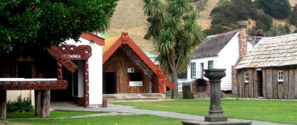 Okains Bay Maori and Colonial Museum